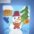 Конкурс рисунков «Зимние фантазии»