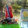 Конкурс композиций из фруктов, овощей и цветов «Райский уголок»