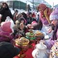 Праздник Масленицы в детском саду.