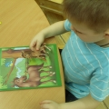 Дидактическая игра «Найди маму детеныша»