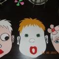 Дидактическая игра для детей дошкольного возраста «Придумай лицо»