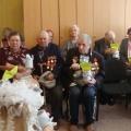 Программа помощи ветеранам Великой Отечественной войны «Поделись теплом»