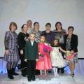 «Мисс весна» конкурс красоты и талантов среди девочек 5–7 лет.