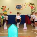 Весёлые старты «Полёт в космос» для детей старшего дошкольного возраста