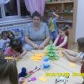 С любовью оформляем группу. Модульное оригами в интерьере детского сада