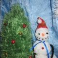 Новогодний праздник в МБДОУ ДС №5 «Солнышко»