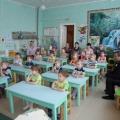 Образовательная деятельность «К нам весна шагает»