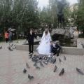 Свадебный обычай нашего города.