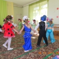 Фотоотчёт о музыкальном спектакле «Дюймовочка»