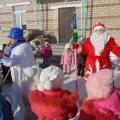 Зимние прогулки с детьми в детском саду.