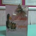 Поздравительные открытки и стенгазета к «Дню Матери»