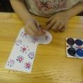 «Собери валенки»— дидактическая игра руками детей