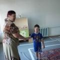Тренинг «На солнечной полянке» в рамках адаптационного периода в группах специального назначения