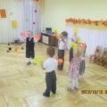 Наш первый праздник в детском саду