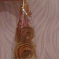 Новогодняя игрушка «Сосулька с ароматом апельсина»