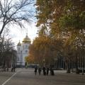 Прогулка по центральной улице Краснодара