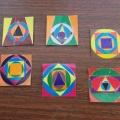 Дидактическая игра по математике «Калейдоскоп»