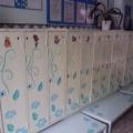 Оформление раздевалки в детском саду.