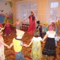 Конспект тематического развлечения «Святочные гулянья» для детей старшего дошкольного возраста