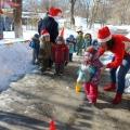 Краткосрочный проект для детского сада «Масленица»