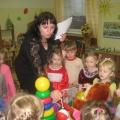 Конспект НОД по развитию речи для детей средней группы «Опиши любимую игрушку».