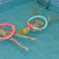 Занятие в бассейне с детьми средней, старшей и подготовительной групп (элементы аква-аэробики) с использование нудлса