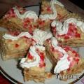 Торт «Сластёна» (без выпечки)