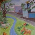 Социально-исследовательский проект по улучшению экологической обстановки в микрорайоне «Мой маленький мир»
