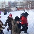 Физкультурное развлечение «Здравствуй Зимушка-Зима»
