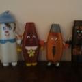 Музыкальные игрушки (Семья «Шумелкиных», «Гуделкиных», «Свистелкиных»)