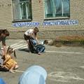 Сценарий мероприятия по ПДД в рамках Всероссийской акции в честь 40-летия ЮИД «Детская Россия пристегивается!»