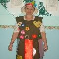 Универсальный костюм воспитателя для работы с детьми по математике