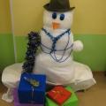 Новогодние поделки группы №10 МБДОУ «Умка», детский сад комбинированного вида г. Тамбова