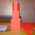 Предлагаю изготовление макета Спасской башни Кремля.