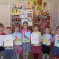 Домашние животные в рисунках детей.