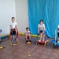 Тренажеры в детском саду!!!