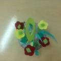 Цветочная поляна для мамы