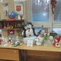 Конкурс «Парад снеговиков»