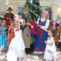 Фольклорный праздник в детском саду. Колядки.