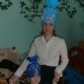 Шляпки на конкурс, посвященный 8 марта