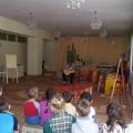 Ученики музыкальной школы у нас в гостях
