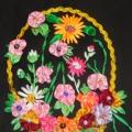 Вышивка лентами. Цветы, цветы…
