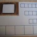 Дидактическая игра по звуковому анализу и обучению грамоте «Включи телевизор»