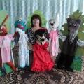 «Я и мои добрые куклы!»