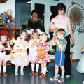 Сценарий театрализованного праздника в первой младшей группе «Выпуск детей из раннего детства»