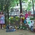 Оформление детской площадки к летнему оздоровительному периоду