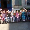 Спартакиада для сотрудников детского сада
