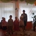 Фотоотчёт о проведении литературного досуга «В гостях у дедушки Корнея»