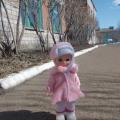 Конспект НОД в первой младшей группе по реализации образовательной области «Коммуникация» на тему: «Искупаем куклу Катю»