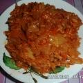 Салат «Овощная семейка».